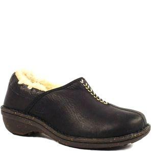 UGG Australia Betty Leather Slip-On Shoes